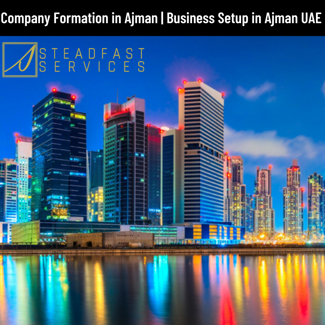 Company Formation in Ajman
