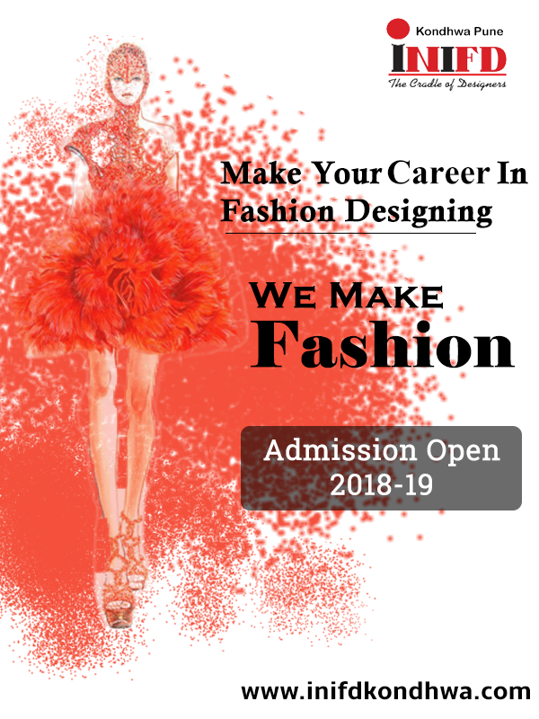 INIFD Fashion Design Courses in Pune