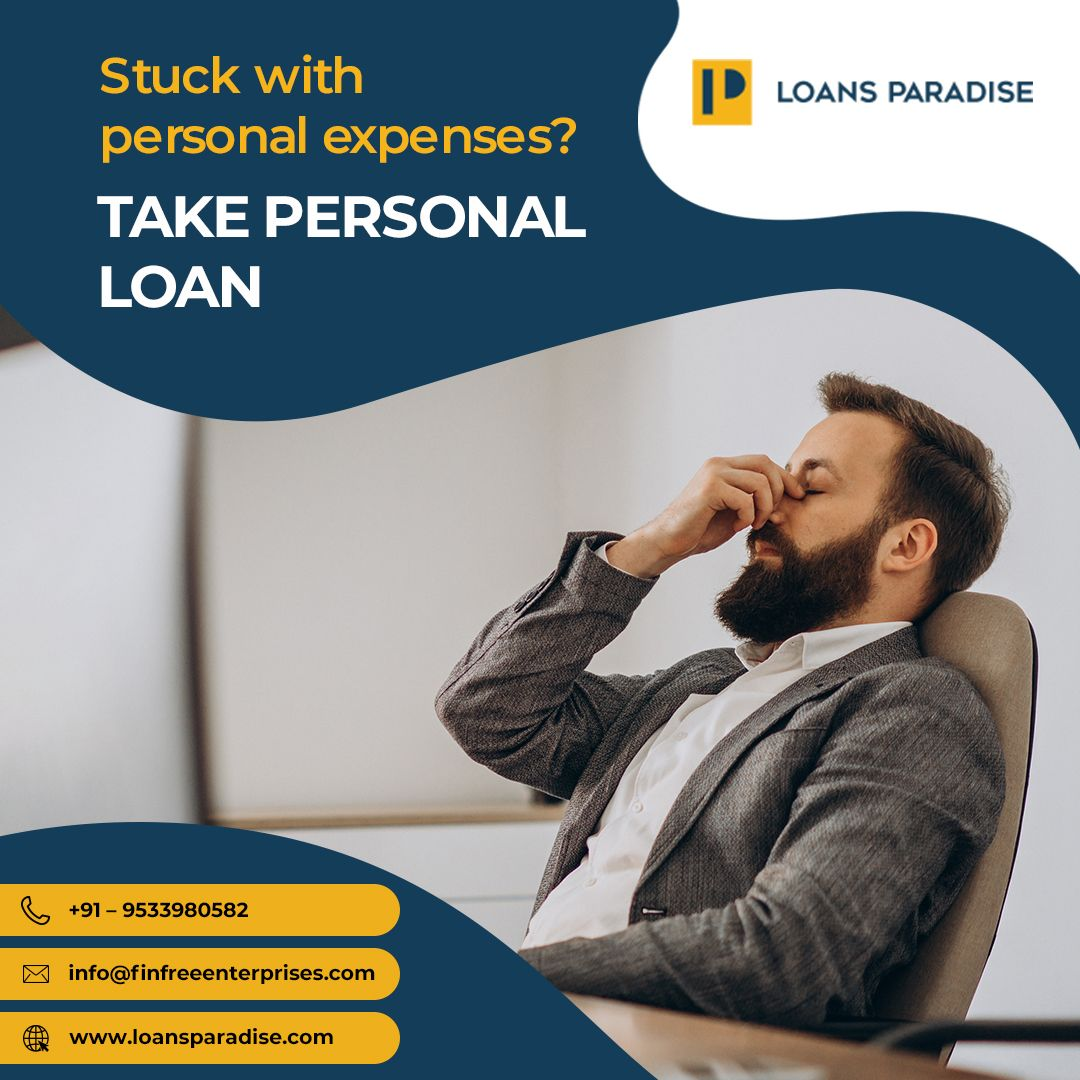 Get low interest personal loans in Amaravathi to financially contented