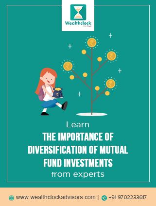Learn the importance of diversification of mutual fund investments from experts