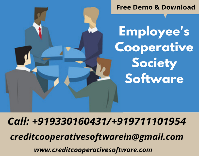 Best Employees Credit society Software in West Bengal
