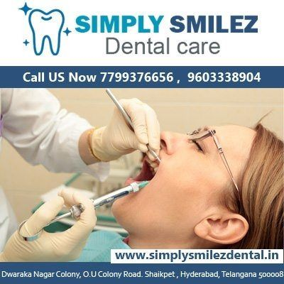 Best Dental Clinic in Hyderabad | simplysmilezdental.in