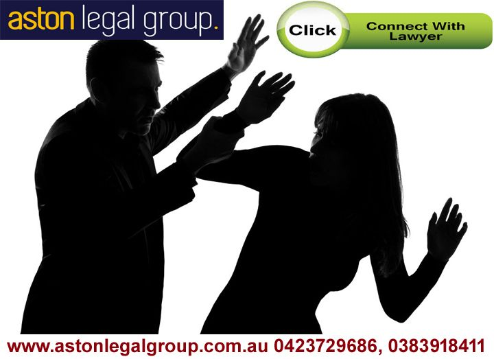Family Violence Intervention Orders and Personal Safety Apply