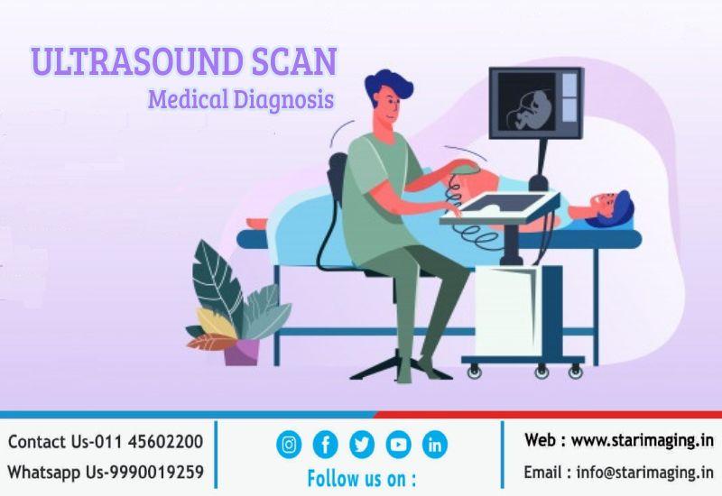 Ultrasound near me in Delhi at best price