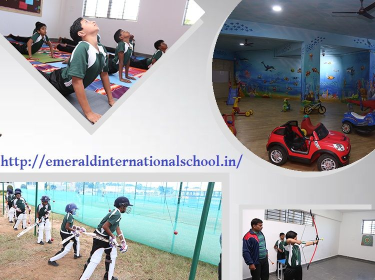 Best Sports Facility international school in Bangalore Karnataka | Emerald International School