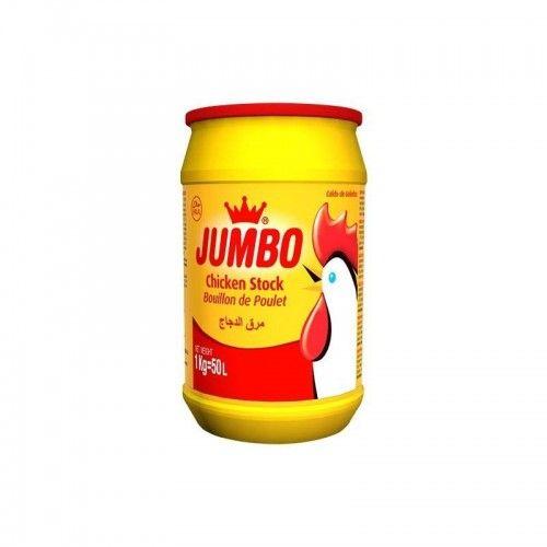 Jumbo Chicken Stock - Bouillon De Poulet (Halal) - 1kg