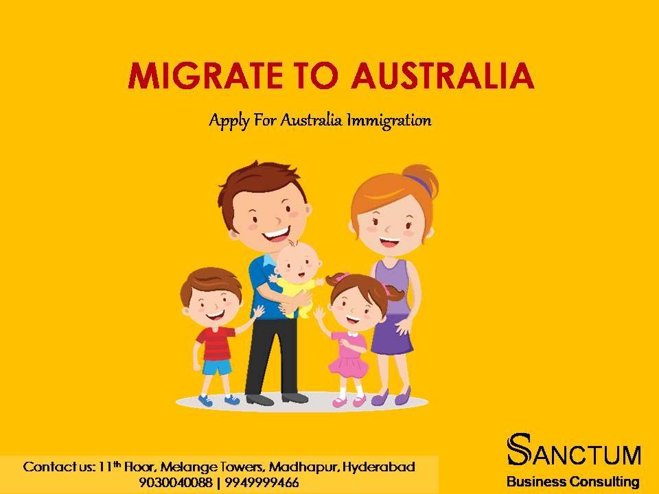 Get Australia PR in 6 months – Sanctum Consulting