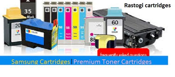 Find best Samsung toner cartridges by Rastogi cartridges