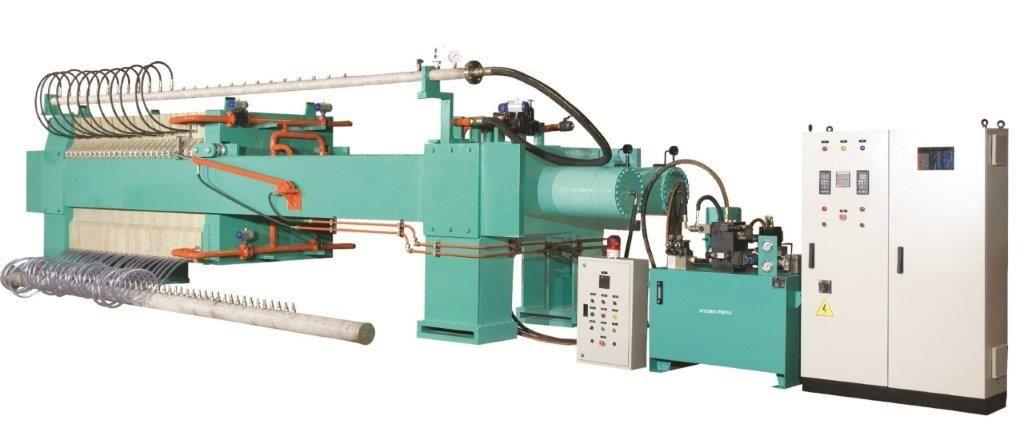 Plate filter press manufacturers