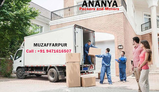 Muzaffarpur Packers movers | Ananya packers movers