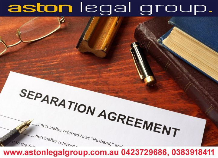 Looking To Apply for Legal Separation in Melbourne