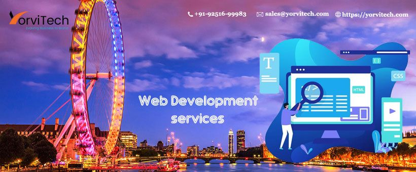 Mobile Apps and Web Development Company, London