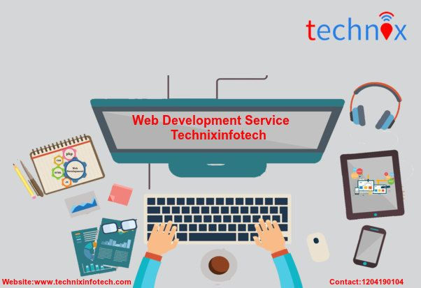 best website developer in delhi -Technixinfotech